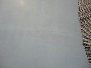屋上の塗装前