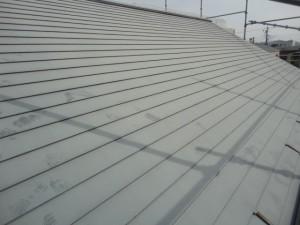 改装前の屋根