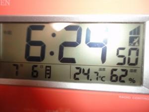 温度湿度計