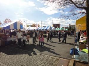 玉村町の産業祭