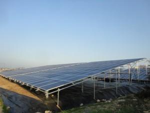 ソーラーパワー発電