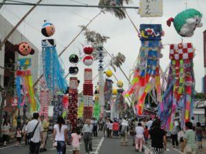 伊勢崎七夕祭り