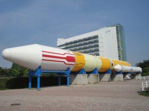 HⅡロケット実物大