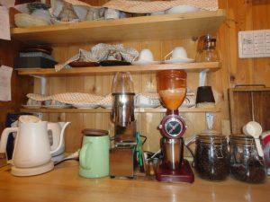 コーヒーミルや渋皮微粉取のチャフノン