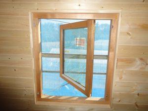 横にスライドするサイドターン窓