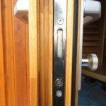 玄関ドアシリンダーの交換