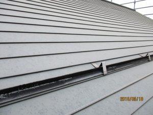 屋根などだいぶ色あせしています