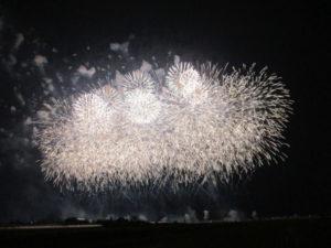 玉村町の花火