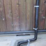 キッチン漏水修理