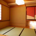 和室のメンテナンス